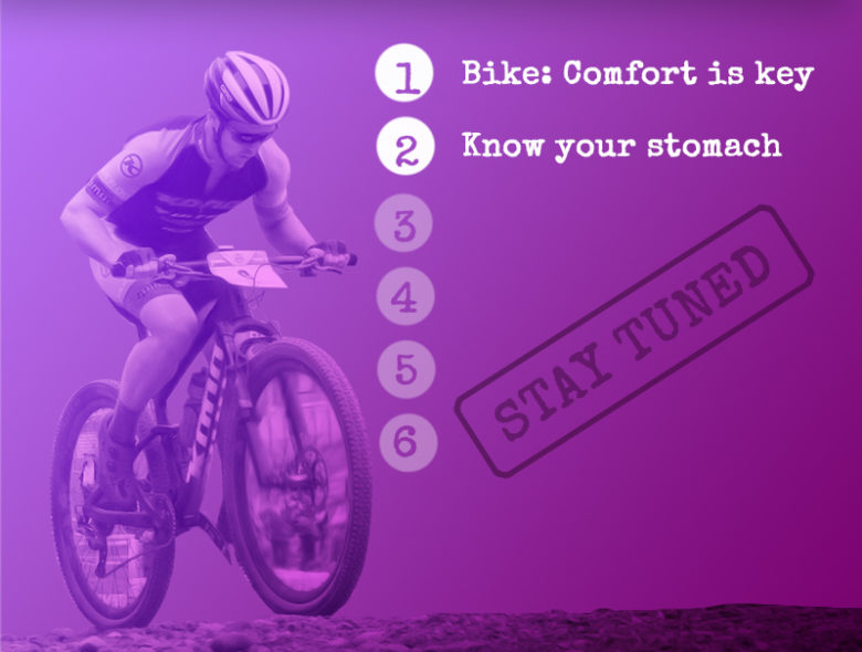 know your stomach keys to success in 24 hour mountain bike racing